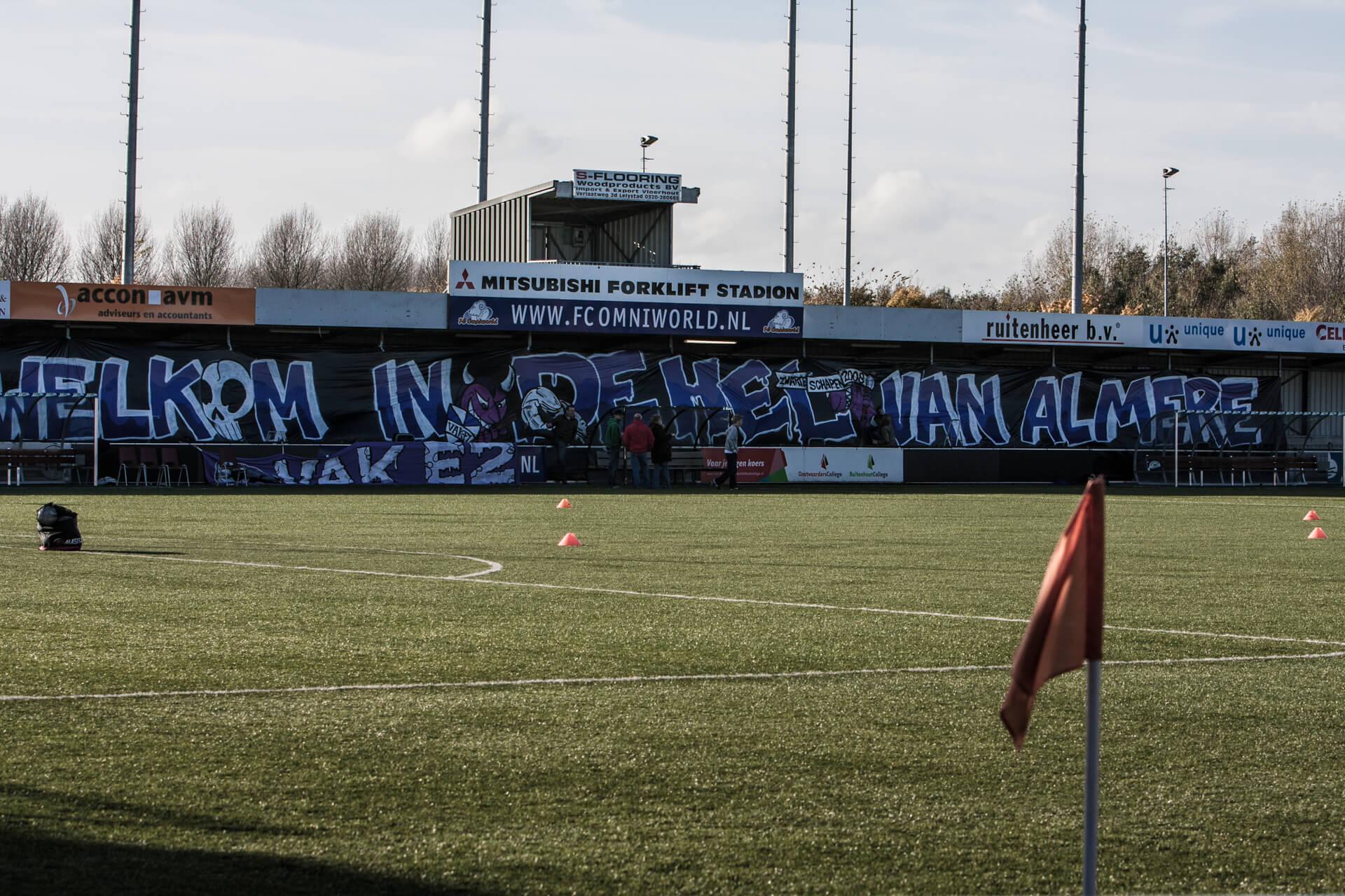 November: Welkom in de hel van Almere!