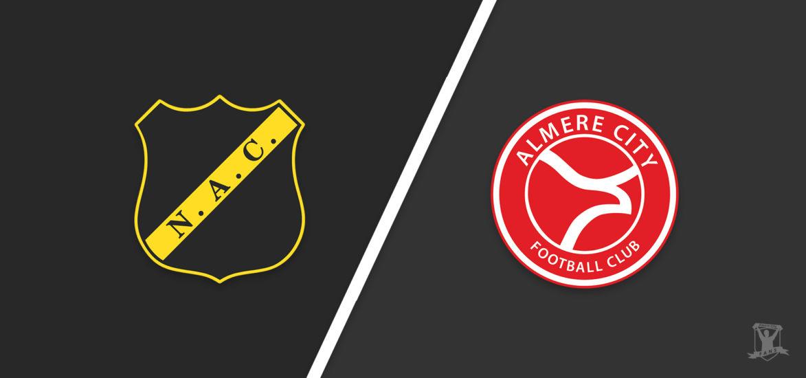 Almere City FC maakt zich op voor heet avondje NAC