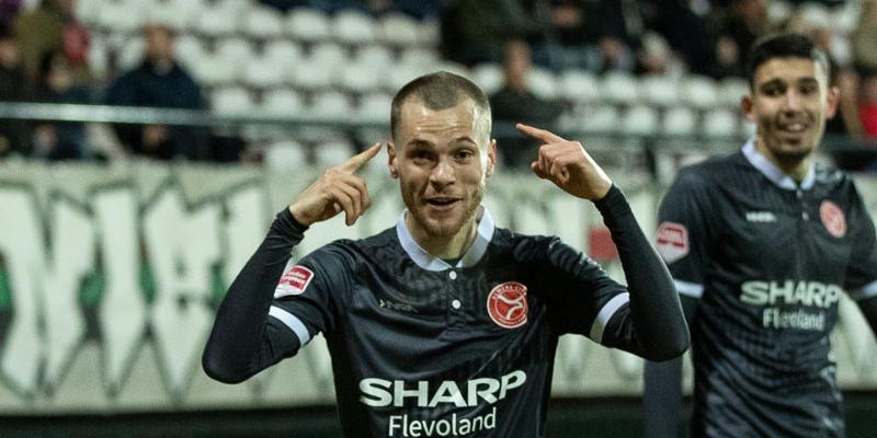 James Efmorfidis transfervrij naar RKC Waalwijk