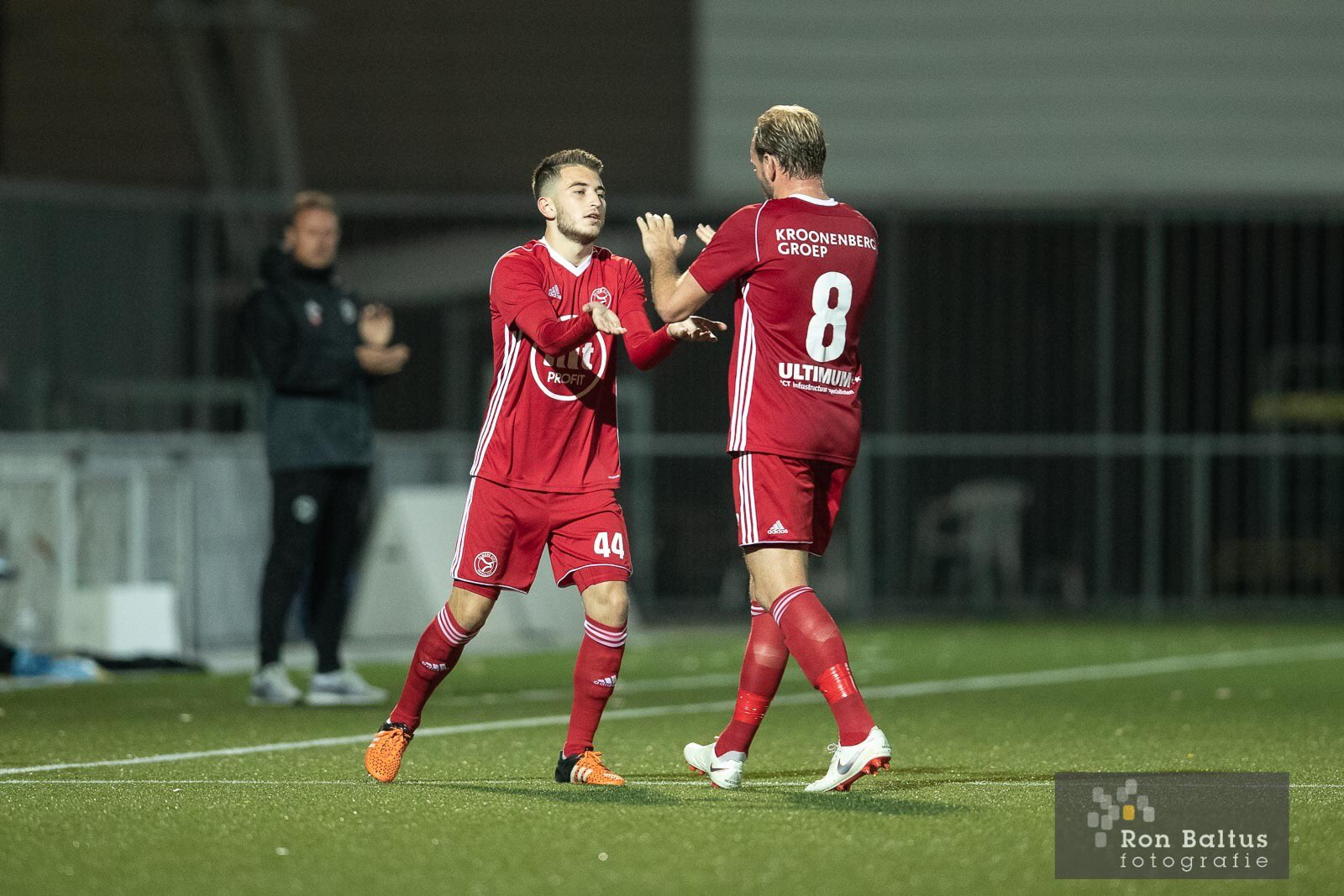 Sam Krant vertrekt komende zomer naar Sparta Nijkerk
