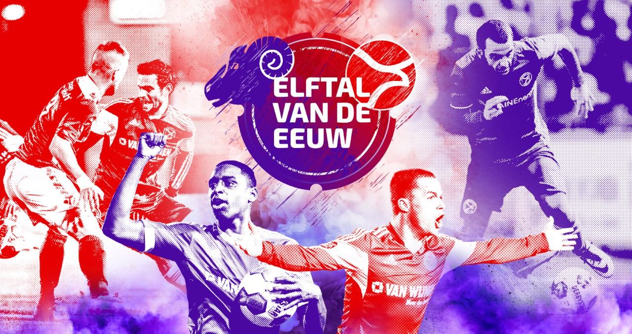 History in the making: Elftal van de Eeuw