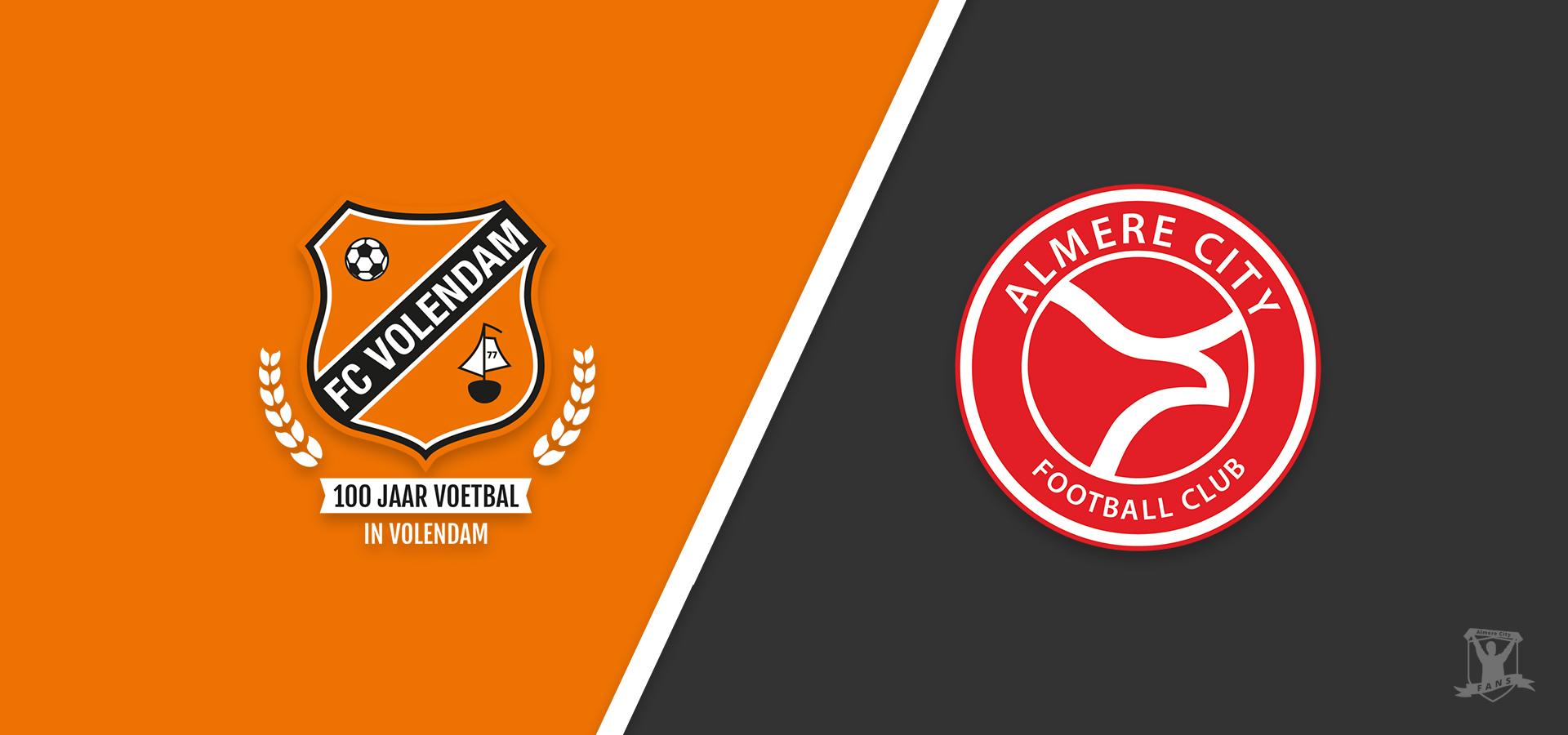 Voorbeschouwing: Almere City FC wacht volgende topper in Markermeer-derby