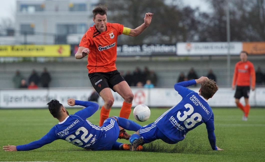 Jong City verliest bij BVV Barendrecht